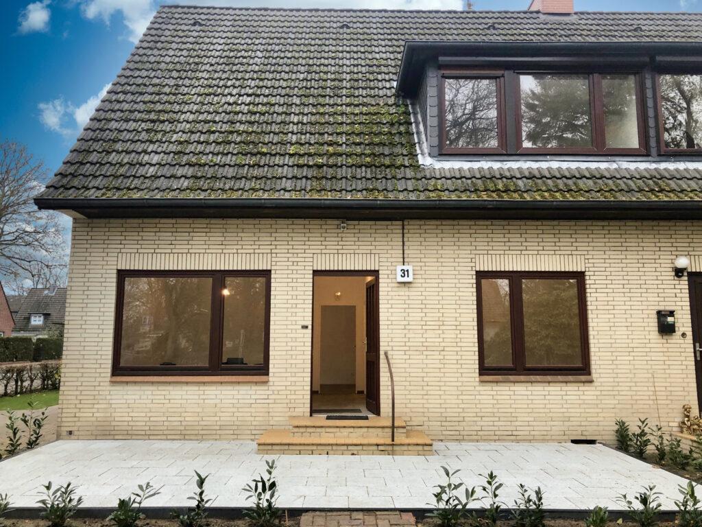 3 Zi Whg mit Terrasse in Hamburg Immobilienmakler Hamburg