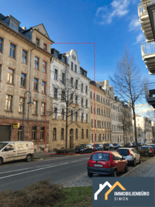 2 Zimmerwohnung in ruhigem Haus in Chemnitz vom Immobilienmakler in Tornesch, Off Market Immobilie
