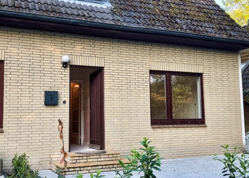 2 Zi Whg mit Terrasse in Hamburg com Immobilienbüro Simon Makler in Tornesch